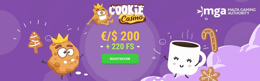 review cookie casino